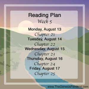 reading plan 5